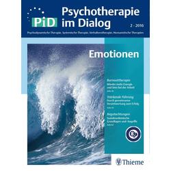 Psychotherapie im Dialog - Emotionen: eBook von