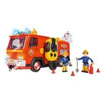 SIMBA Feuerwehrmann Sam Mega Deluxe Jupiter, 2 Figuren