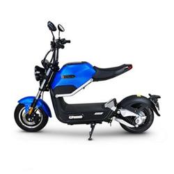 MIKU MAX e-scooter mit BOSCH Motor blau