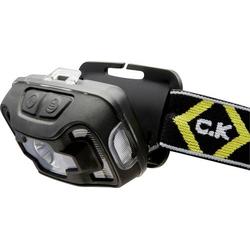 C.K. LED Stirnlampe batteriebetrieben 9h T9613