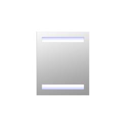 HOMCOM Spiegelschrank LED Spiegelschrank