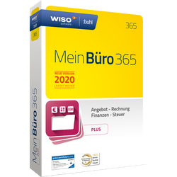 WISO Mein Büro 365 Plus 2020 | für Windows
