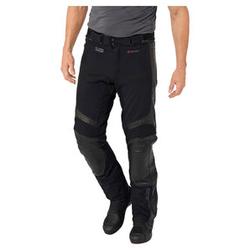 Büse Ferno Textil/Lederhose schwarz 98