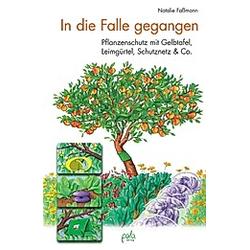 In die Falle gegangen. Natalie Faßmann  - Buch