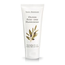 Oliven-Fuß- und Handcreme