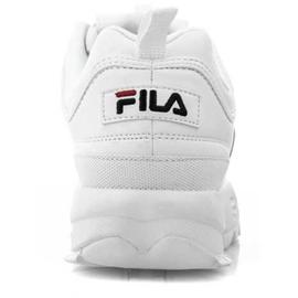 Fila Men's Disruptor Low white, 45