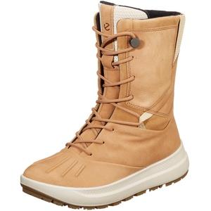 ECCO Damen Solice W Yabuck Yak Fashion Boot, Braun (Cashmere), 37 EU