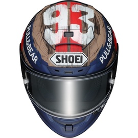 Shoei X-Spirit III Marquez America TC-2