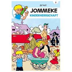Jommeke - Kinderherrschaft: Buch von Jef Nys