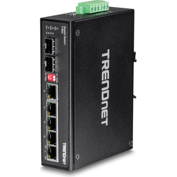 Trendnet TI-G62 (7Ports), Switch