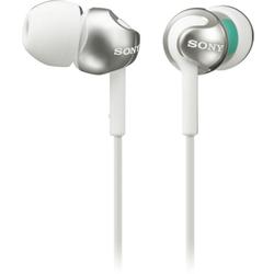 Sony Kopfhörer In-Ear Kopfhörer MDR-EX110 weiß