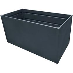 KONIFERA Hochbeet Premium, Stahl, BxTxH: 150x60x78 cm