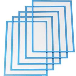 Ultradex Sammelmappe 889007 DIN A4 Blau 5St.