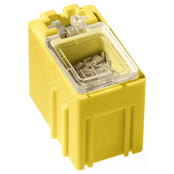 ELV 10er-Set SMD-Sortierbox, Gelb, 23 x 15,5 x 27 mm