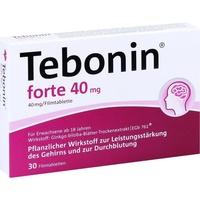 Dr Willmar Schwabe GmbH & Co KG TEBONIN forte 40 mg Filmtabletten