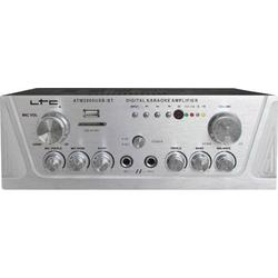 LTC Audio ATM2000USB-BT Karaoke-Verstärker Inkl. Karaoke-Funktion