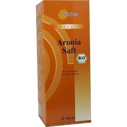 ARONIA 100% Direktsaft Bio 500 ml