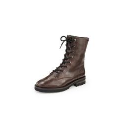 Schnür-Stiefel Dallas Tizian braun