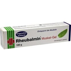 Rheubalmin Muskel-Gel