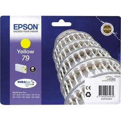 Epson Epson Tintenpatrone T7914, 79 Gelb Tintenpatrone