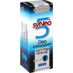syNEO 5 MAN Roll-On Deo-Antitranspirant