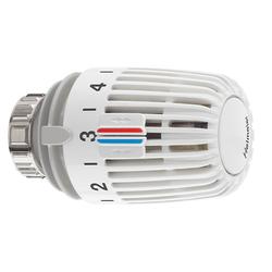 Heimeier Thermostat-Kopf K weiß, für Schwimmhallen