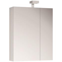 Allibert Spiegelschrank mit LED-Beleuchtung