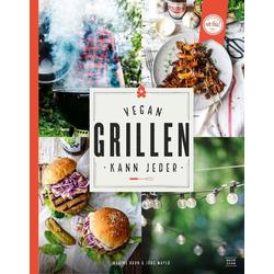 Vegan grillen kann jeder als Buch von Nadine Horn/ Jörg Mayer
