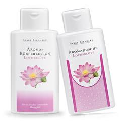 Lotusblüte Aroma-Set
