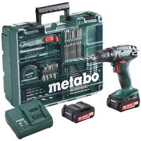 METABO BS 14.4 Set (602206880)