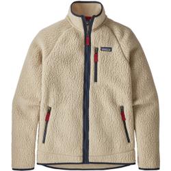 Patagonia - M's Retro Pile Jkt El Cap Khaki - Sweatshirts - Größe: XL