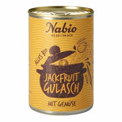 Jackfruit Gulasch BIO 400g - Nabio
