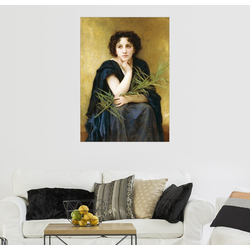 Posterlounge Wandbild, Kontemplation 100 cm x 130 cm