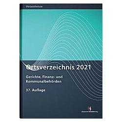 Ortsverzeichnis 2021 - Buch