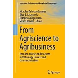 From Agriscience to Agribusiness - Buch