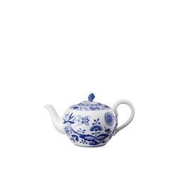Hutschenreuther Teekanne Blau Zwiebelmuster Teekanne 12 Personen, 1.35 l