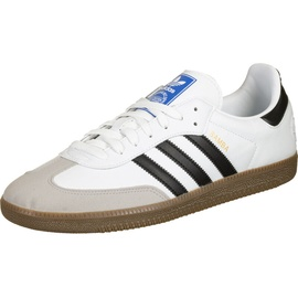 adidas Samba Vegan cloud white/core black/gum 46
