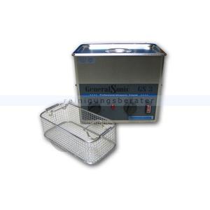 Ultraschallreiniger QTeck General Sonic GS3 Ultraschallgerät für wässrige Reinigungsflüssigkeiten