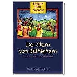 Der Stern von Bethlehem. Klaus Heizmann  Dagmar Heizmann-Leucke  - Buch