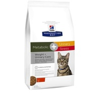 Hill's Prescription Diet Metabolic + Urinary Stress Feline 4 kg