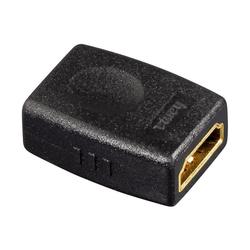 Hama Kompaktadapter, 4k Adapter HDMI zu HDMI, HDMI-Kupplung - HDMI-Kupplung