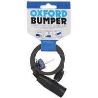 Oxford Bumper schwarz Kabelschloss