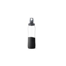 Emsa Trinkflasche SV Drink2Go in schwarz, 0,7 l