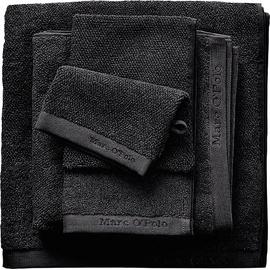 Marc O'Polo Timeless Uni Handtuch (2x50x100cm) schwarz