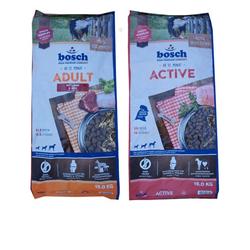 15kg Bosch Adult Lamm & Reis + 15kg Bosch Adult Active