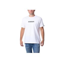 Napapijri T-Shirt Napapijri S-Box Tee L