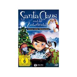 SANTA CLAUS UND DER ZAUBERKRISTALL DVD