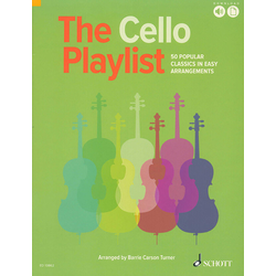 The Cello Playlist