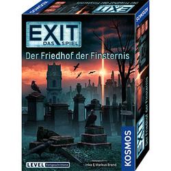 KOSMOS EXIT - Das Spiel: Der Friedhof der Finsternis Escape-Room Spiel