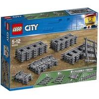 Lego City Schienen